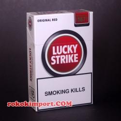 Lucky Strike Original Red