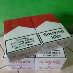 Marlboro Red Swiss Slop Kotak